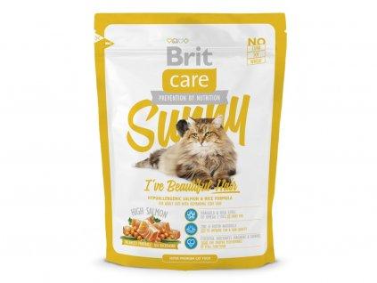BRIT CARE – superprémiové hypoalergenní granule pro kočky