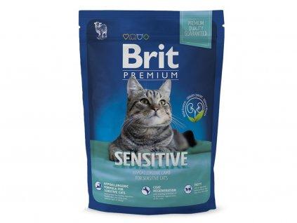 Granule pro kočky s citlivým zažíváním