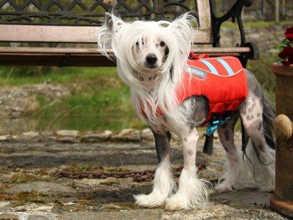 Funkční plovací vesta pro psy RUFFWEAR s konstrukcí promyšlenou do nejmenších detailů – reflexní prvky, očko na vodítko, rukojeť pro vyzvednutí psa z vody.