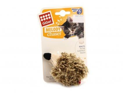 Hračka pro kočky – ježek (2)