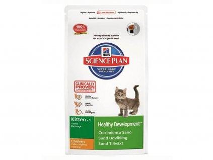 HILLS – krmivo pro koťata a březí i kojící kočky