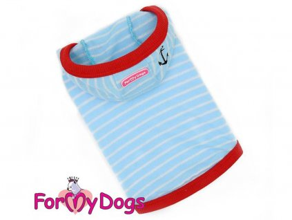 Obleček pro psy i fenky – stylové tílko od For My Dogs