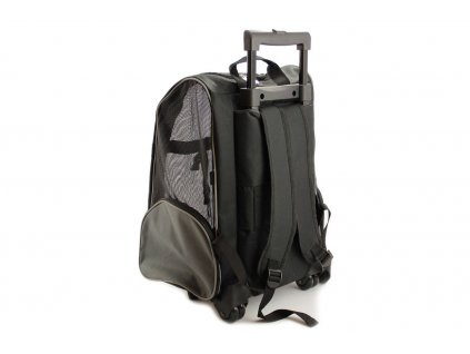 Taška pro psy na kolečkách + batoh