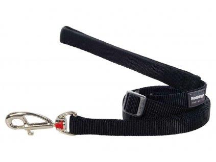 Vodítko pro psa, černé