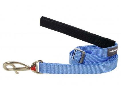 Vodítko pro psa, středně modré