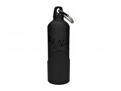 Láhev na vodu pro psy H2O2GO, černá