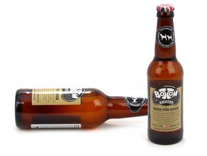Nealkoholické pivo pro psy