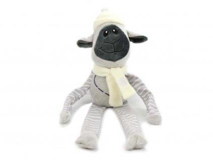 Plyšová hračka pro psy – opice
