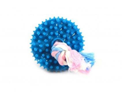 Kousací hračka pro štěňata, modrá