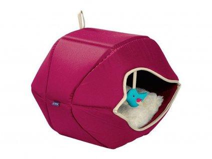 Originální uzavřený pelíšek pro kočky od BOBBY
