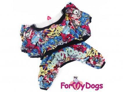Obleček pro psy i fenky – lehký jednovrstvý overal