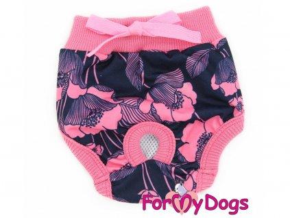 Bavlněné hárací kalhotky pro fenky od For My Dogs