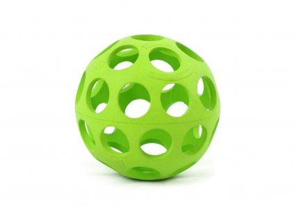 Gumová hračka pro všechny velikosti psů i pro štěňata, barva zelená