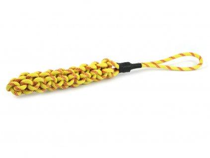 Extra odolná přatahovací hračka pro středně velké a velké psy z kvalitního polyamidového lana – pešek Tamer