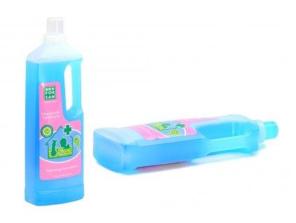 Účinný hygienický čistič podlah s desinfekčním účinkem, který spolehlivě odstraní bakterie i nečistoty. Objem 1000 ml.