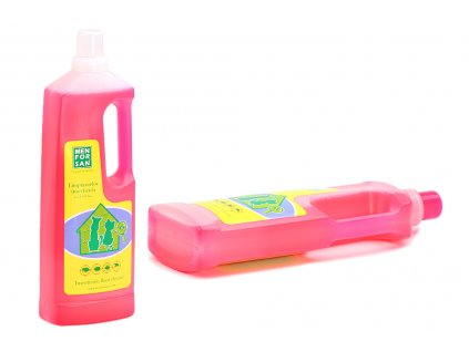 Účinný hygienický čistič podlah s obsahem dezinfekčních, dezodoračních a insekticidních složek. Neškodný pro domácí mazlíčky a lidi. Objem 1000 ml.
