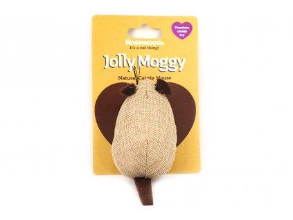 Oblíbená hračka pro kočky ve myšky. Hračka je plněná kvalitním catnipem, délka cca 19 cm.
