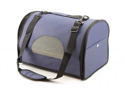 Univerzální taška na psy i kočky značky Rosewood. Síťované průhledy ze dvou stran, nosnost 4 kg.