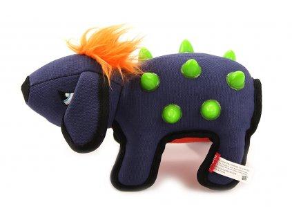 Originální odolná hračka pro psy od GIGWI z extra odolného materiálu – pevného nylonu. Rozměry 26 × 13 × 14 cm.
