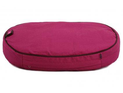Matrace pro psy použitelná samostatně nebo přímo do pelíšku Corbeille Primo. Snímatelný povlak, možnost praní v pračce. Barva malinová.