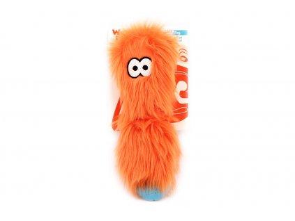 Extra odolná hračka pro psy CUSTER, oranžová