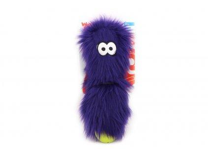 Extra odolná hračka pro psy CUSTER, modro-fialová