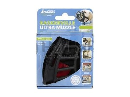 Náhubek pro psa Baskerville Ultra Muzzle