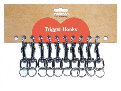 """Náhradní karabiny na vodítka """"Trigger Hook"""""""