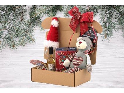 Dárky pro psy – Vánoční BOX Luxury