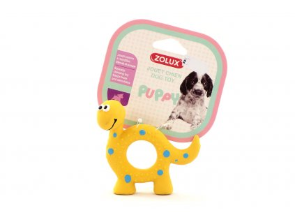 Hračka pro štěňata DINO