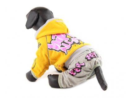 Oblečky pro psy – bavlněný overal pro psy a fenky For My Dogs