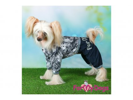 oblecek pro psy Obleček pro psy pláštěnka B&W LEO 4