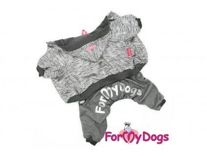 Obleček pro psy i fenky SILVER