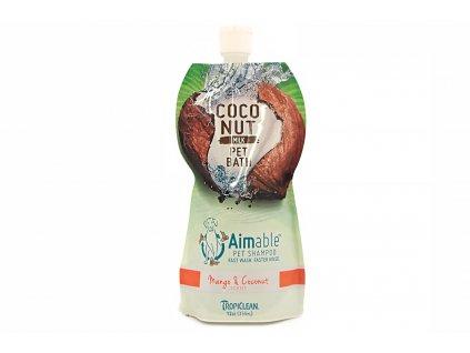 Šampón pro psy TROPICLEAN mango a kokos