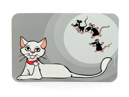 Podložka pod misky CAMON Cat