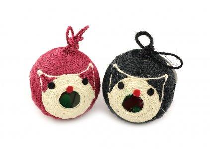 Škrábací hračka pro kočky BOBBY GRIFFOIR OURS