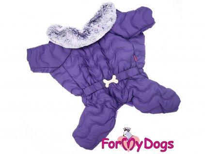 Obleček pro psy zimní overal WAVES