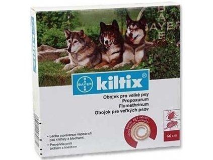 Kiltix antiparazitární obojek k ochraně psů