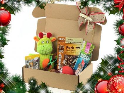 Vánoční BOX Sob Medvídek