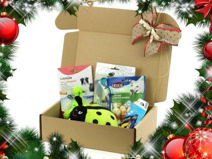 Vánoční dárkový BOX pro psy Beruška 4
