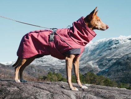 Obleček pro psy Hurtta Expedition parka červená