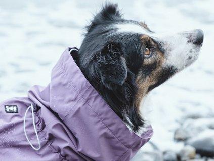 Outdoorová pláštěnka pro psy HURTTA Drizzle Coat