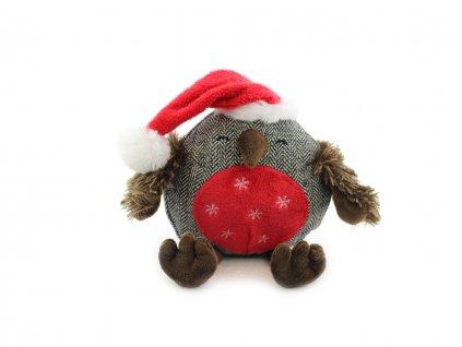 hracka pro psy sova s cepickou
