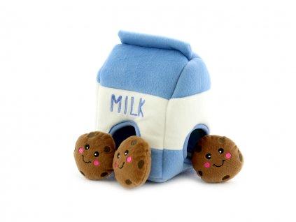 hracka pro psy mleko se susenkami