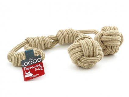 pretahovadlo dog fantasy rope balls