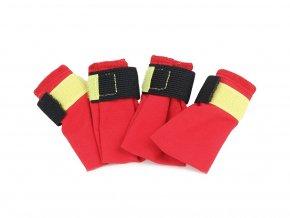 Zimní ochranné botičky pro psy