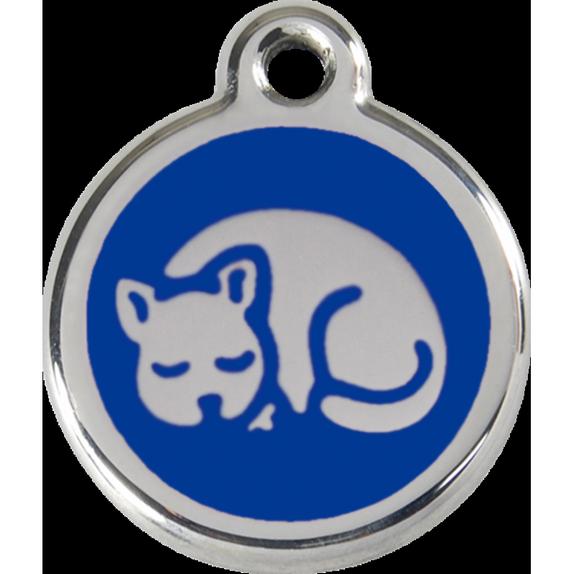 RED DINGO známka Kočka modrá Malá