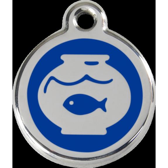 RED DINGO známka modré Akvárium Malá