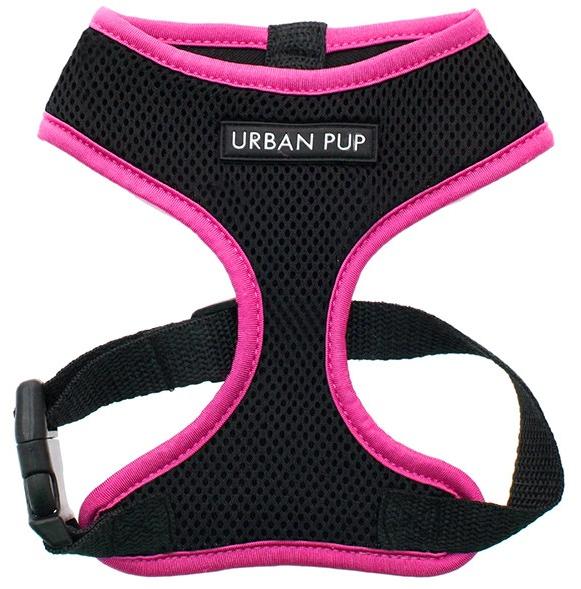 URBAN PUP hrudní postroj Active Mesh Neon Pink Velikost: XS