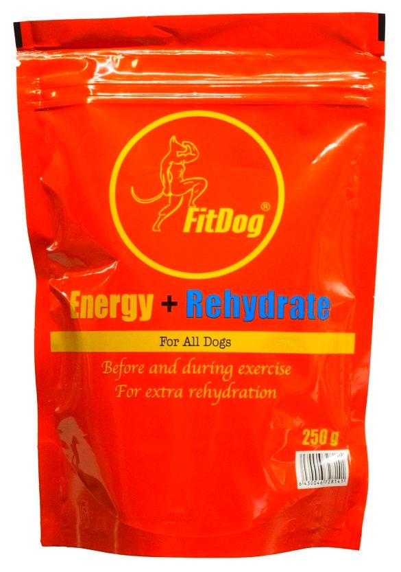 FitDog Energy + Rehydrate 250 g